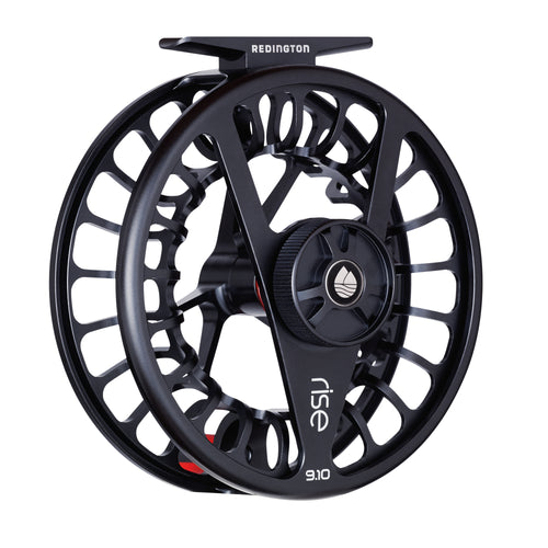 Redington RISE Fly Reel - Black