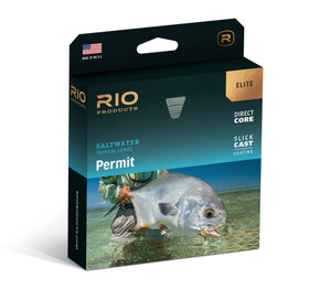 RIO ELITE Permit Fly Line - NEW for 2021!