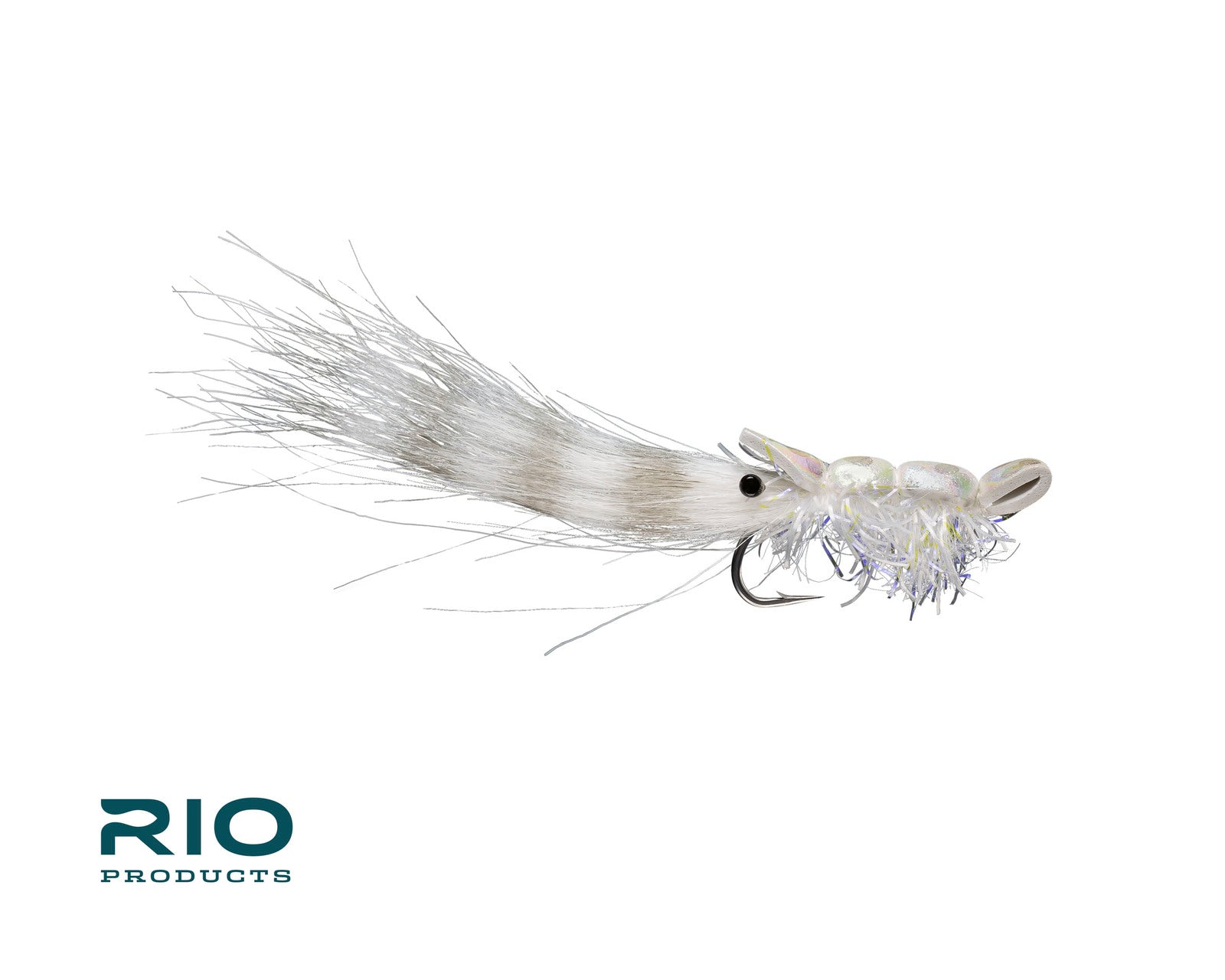 RIO Flies - RIO's Guido Shrimp - White