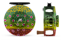 "Abel SDF Fly Reel - ""Classic Brook Trout"""