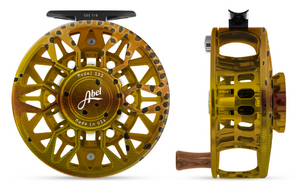 "Abel SDS Fly Reel - ""Native Cutthroat"""