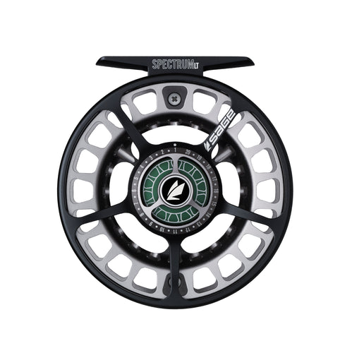 Sage SPECTRUM LT Fly Reel - Black Spruce
