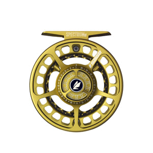Sage SPECTRUM LT Fly Reel - Lime Gold