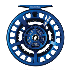 Sage SPECTRUM MAX Fly Reel - Cobalt Blue