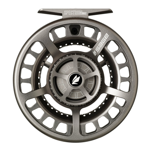 Sage SPECTRUM MAX Fly Reel - Silver