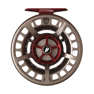 Sage SPECTRUM MAX Fly Reel - Chipotle (NEW Color!)