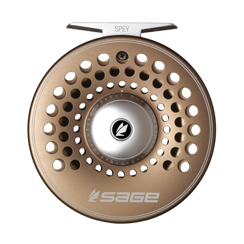 NEW! Sage SPEY Fly Reel - Bronze