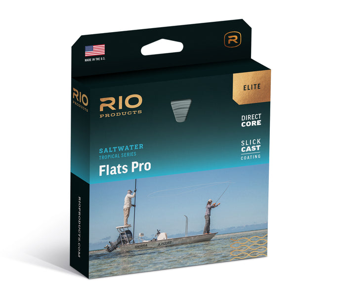 RIO ELITE Flats Pro Fly Line - NEW for 2021!
