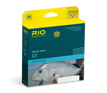 RIO GT Giant Trevally Fly Line - Saltwater Tropical Series