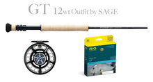 Sage GT Giant Trevally Combo 12wt - SALT HD Fly Rod 12wt + Spectrum MAX Reel (11/12)