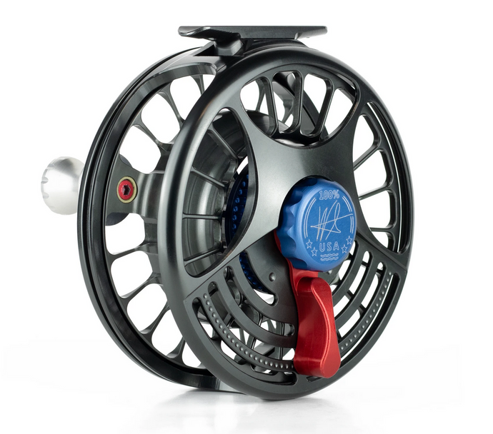 Seigler Reels BF Big Fly Reel with Lever Drag