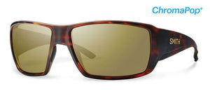 Smith - Guide's Choice polarized sunglasses - Matte Tortoise frame