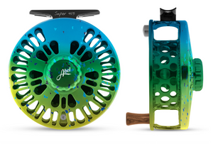 "Abel Super Series Fly Reel - ""Native Tarpon"""