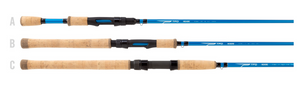 TFO GIS Inshore Spinning Rods - NEW!