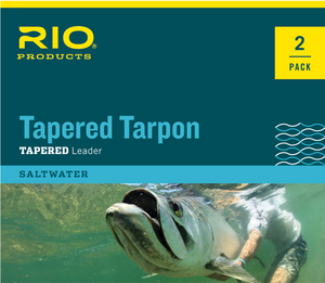 RIO Tapered Tarpon Leader - NEW!