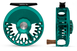 "Abel VAYA Fly Reel - ""Teal"" - NEW!!!"