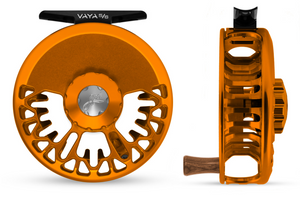 "Abel VAYA Fly Reel - ""Orange"" - NEW!!!"