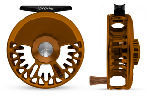 "Abel VAYA Fly Reel - ""Bronze"" - NEW!!!"