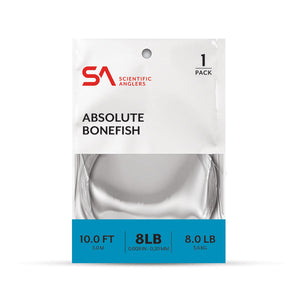 Scientific Anglers Absolute BONEFISH Leaders - NEW!