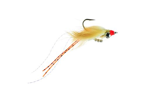 Umpqua Flies - Avalon Permit Fly Lightweight Tan #2