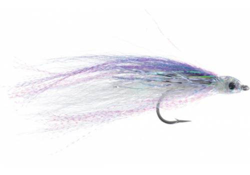 Umpqua Flies - Baja Baitfish - Gray & White 3/0