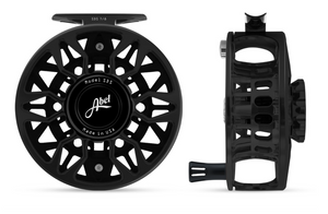 "Abel SDS Fly Reel - ""Black"""