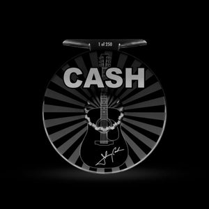 Abel Johnny Cash Fly Reel Special Edition 7/8 (Last One Available!)