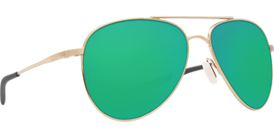 Costa Sunglasses - Cook (gold frame)