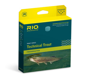RIO Technical Trout Fly Line - NEW!