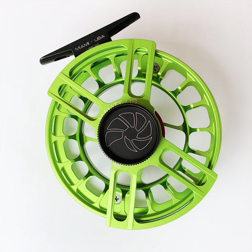 Nautilus X-Series Fly Reels - Key Lime XL 6/7 WT
