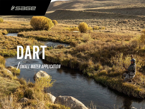 Sage DART Freshwater Fly Rods