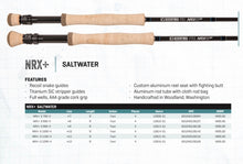 G. Loomis NRX+S Saltwater Fly Rods - NEW!!!