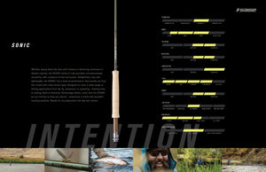 Sage SONIC Fly Rods - NEW!