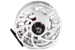 Nautilus NV Monster 12 Saltwater Fly Reel - Silver 12 WT