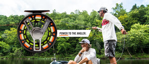 NEW! TFO POWER Fly Reels