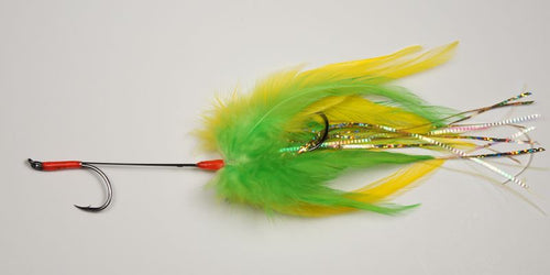EP Flies - Apte & Enrico Billfish System Tail Mahi #6/0