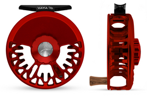 "Abel VAYA Fly Reel - ""Red"" - NEW!!!"