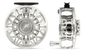 "Abel SDS Fly Reel - ""Platinum"""