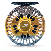 "Abel Super Series Fly Reel - ""Wild Trout"""