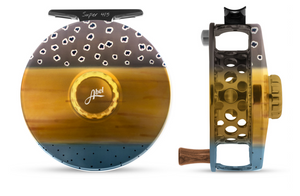 "Abel TR Fly Reel - ""Wild Trout"""
