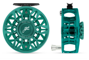 "Abel SDS Fly Reel - ""Teal"""