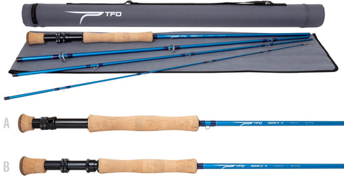 TFO AXIOM II-X Fly Rods - NEW!