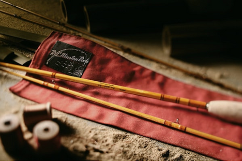 Winston BAMBOO Fly Rods - NEW!
