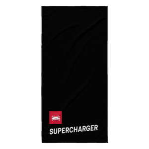 Tesla Beach Towel