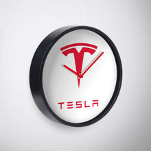Tesla Wall Clock