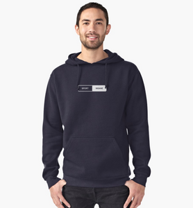 Tesla Pullover Hoodie - Insane Mode