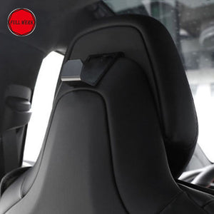 Tesla Headrest Hanger