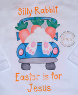 Easter Heat Transfer Design Shirt