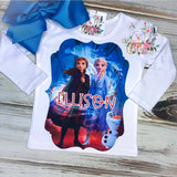 Frozen Sublimation / Heat Transfer Shirt