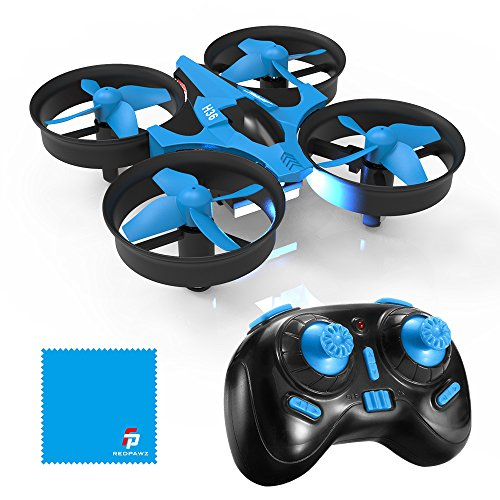 Mini Drone 2.4G 4CH 6Axis Gyro Headless Mode Remote Control RC Quadcopter RTF One-Key Return